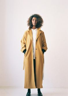Barnaby Coat – A Kind of Guise