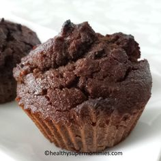 Muffin de chocolate sin gluten! Excelente opción de  #dulcesaludable o #snacksaludable #chocolatemuffinglutenfree #singluten
