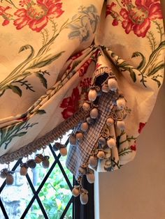Lot's of window treatment ideas for spring. A new season is the perfect time to dress up your windows with clever upgrades of curtains, shades, blinds and more. - Check Out THE PICTURE for Lots of Ideas for Farmhouse Window Treatments. Window Treatments, Custom Drapery Designs, Curtains, Curtain Decor, Curtains Window Treatments, Window Coverings, Drapery Treatments, Custom Windows, Custom Window Treatments