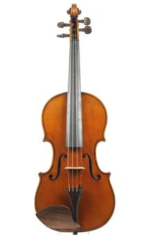 """""""Benettini, Milano"""": French #violin from Mirecourt, approx. 1900 - €2,700 including certificate from Corilon violins - http://www.corilon.com/shop/en/item1048_1.html"""