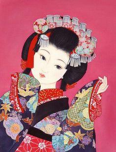 Иллюстрации Tsukuda Kisho(Цукуда Кишо) (Япония)