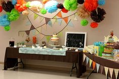 Shower for Baby Wayland   CatchMyParty.com