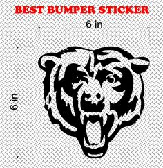 Smiling Staffy DieCut Decal Car Window Wall Bumper Phone Laptop - Custom vinyl decals chicago