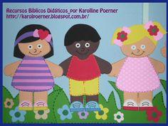 MINISTÉRIO BÍBLICO INFANTIL VIRTUAL_por KAROLLINE POERNER: EBF - JESUS: O MELHOR AMIGO DAS CRIANÇAS/2012
