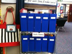 Mrs. Randall's Learning Library: Math Work Stations...for 3rd grade