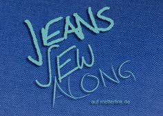 Juhu ihr Lieben! Ihr habt es geschafft! Eure Jeans ist fertig! Und ich hoffe, dass ihr mit eurer Jeanshose auch zufrieden seid und sie so ...