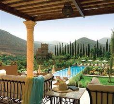 Kasbah Tamadot, Atlas Mountains - Morocco