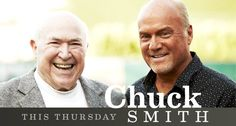 Pastors Chuck Smith and Greg Lorie <3