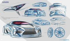 2016 Autostyle Design Compitition on Behance