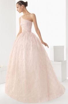 Rosa Clara Bridal Collection 2013 I WANT TO GET MARRIED IN PINK ARGH!