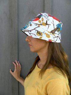 chapéu passo a passo