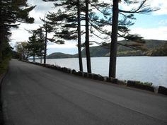Sergeant's Drive, Northeast Harbor, Maine, near Acadia National Park is one of many great scenic drives in New England. http://www.visitingnewengland.com/scenic.html