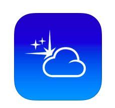 Sky Live - a great iOS7 app icon