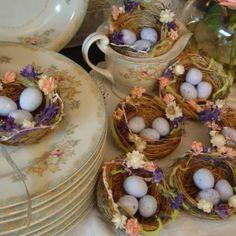 Zuhause für Ostern_4 - Ostern dekoration
