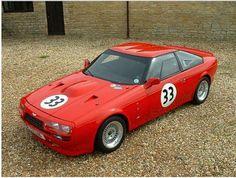 Aston Martin Zagato Race Car