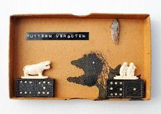 mano kellner, project 2015, kunstschachtel / art box nr 30/2015, füttern verboten / don't feed