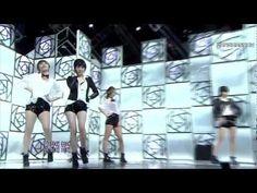 [HD] 120226 miss A - Over U @SBS Inkigayo (Feb 26, 2012)