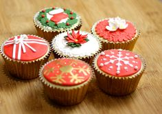Christmas Cupcake Decorating Ideas Pinterest   Safe Diet for arNoaFpH