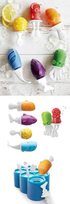 Make these fun popsicles for summer!