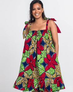 2019 Latest and Beautiful Ankara Gown Styles - Naija's Daily African Dresses For Kids, African Maxi Dresses, African Fashion Ankara, Latest African Fashion Dresses, African Print Fashion, African Attire, African Print Dress Designs, Ankara Gown Styles, African Traditional Dresses
