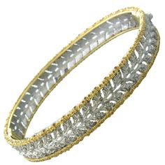 Buccellati Gold Bangle Bracelet #TuscanyAgriturismoGiratola