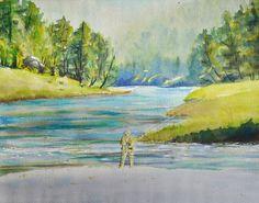 Watercolors by Jen Taylor