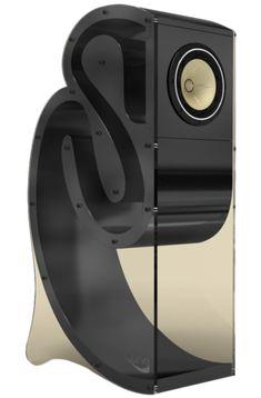 best 25 floor standing speakers ideas on Horn Speakers, Diy Speakers, Stereo Speakers, Acoustic Design, Audio Design, Floor Standing Speakers, Speaker Box Design, Speaker Plans, Audiophile Speakers
