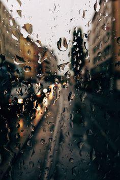"mystic-revelations: "" Rainy Days. By Mario Kruger """