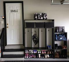 New garage locker's, thanks E!