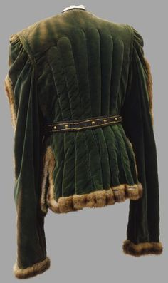 Theatre costume London, England (made) Date: 1944 (made) Artist/Maker: Zinkeisen, Doris Clare, born 1898 - died 1991 (designers) B. J. Simmons & Co. (Theatrical costumiers)
