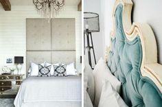 Спальня, Мебель и предметы интерьера, Спальня,  американский стиль,  Бирюзовый, Серый, Светло-серый, Белый, Сине-зеленый,