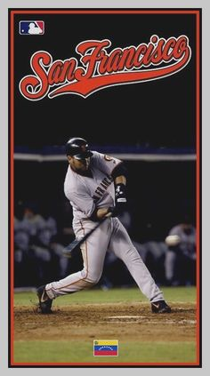 San Francisco Giants, Mlb, Baseball Cards, Sports, Hs Sports, Sport