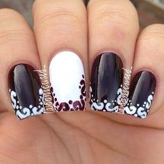 Instagram photo by banicured_ #nail #nails #nailart