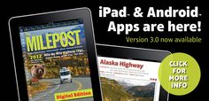 The MILEPOST: Alaska Travel Guide and Trip Planner