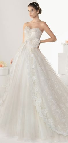 Rosa Clara 2014 Bridal Collection ♥✤ | Keep the Glamour | BeStayBeautiful