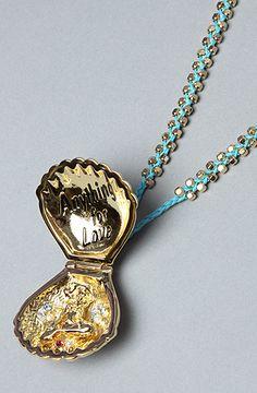Little Mermaid necklace!