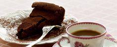 torta morbida di cioccolato fondente Sale&Pepe ricetta