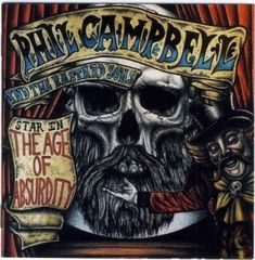 Musica: The Age Of Absurdity - Phil Campbell And The Bastard Sons - Ultime Notizie Hard Rock, Rock And Roll, Phil Campbell, Songs For Sons, Grunge, Pochette Album, Into The Fire, Foo Fighters, Harley Davidson Bikes