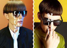 eleven paris vs. daily paper Daily Papers, Eleven Paris, Mens Sunglasses, Fashion, Moda, Fashion Styles, Men's Sunglasses, Fashion Illustrations