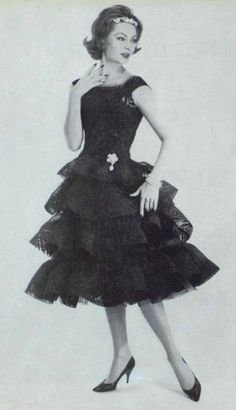 1959 - Chanel gown