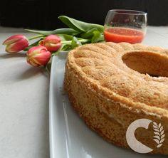 ANGEL CAKE, TORTA DI ALBUMI NATURALMENTE SENZA GLUTINE E SENZA LATTE! - paneamoreceliachia