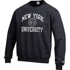 e4d5d02aca62 Champion New York University Crew-neck Sweatshirt  34.00  nyu York  University