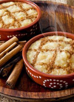 Arroz, doce arroz: conheça algumas versões da sobremesa http://catr.ac/p428381 #arrozdoce