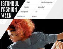 Istanbul Fashion Week by Metin Saray, via Behance