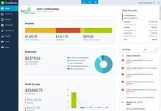quickbooks redesign