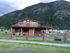 Image result for patagonia Patagonia, Cabin, House Styles, Image, Home Decor, Decoration Home, Room Decor, Cabins, Cottage