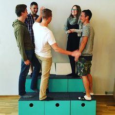 #Standup i #stagingmiljö  #kontoretväxer #BringLifeToWork #gbgtech #gbgftw #startuplife #agiledevelopment