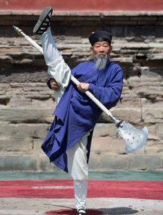 Master Zheng Shiji - Wudang