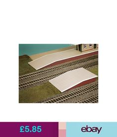 2db2d3fa6837 OO Gauge Wills Ss61 Station Platform Sections