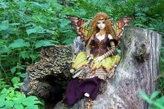 Topaz, a Forest Fairy